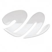 Ваза сервировочная «Ив» (EVE) Koziol 34 x 34,5 x 7,4см (белый)