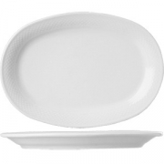 Блюдо овал «Портофино» 35см фарфор