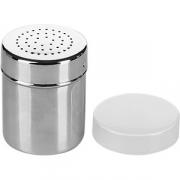 Емкость кухон. для сыпуч. продук., сталь нерж., 340мл, D=12,H=14см, металлич.