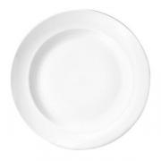 Тарелка мелк «Монако вайт» 27см фарфор
