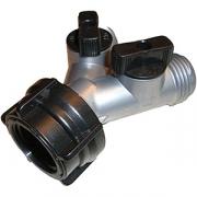 Переходник для 2-ного подкл.к воде «Yконнектор» «Ринз-о-Матик» для устр.для мытья стака
