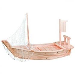 Блюдо «Корабль» L=50см дерево