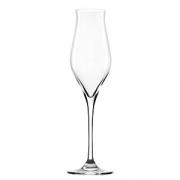 Бокал-флюте «Флейм», хр.стекло, 223мл, D=7,H=24см, прозр.