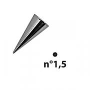 Насадка конд.для декора №1.5 D=1мм