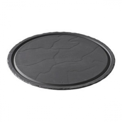 Блюдо круглое «Базальт»