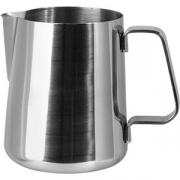 Молочник, сталь нерж., 300мл, H=90,L=120,B=75мм, металлич.