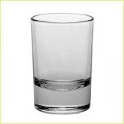 Стопка «Бэйсик», стекло, 60мл, D=4,H=6см, прозр.
