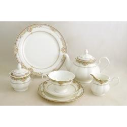 Чайный сервиз на 12 персон 40 предметов «Лэнсберри»