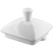 Крышка для чайника «Виктория» D=6.5, H=5.5, L=7.5, B=7.5см; белый