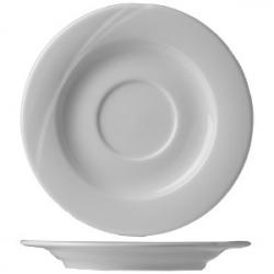 Блюдце «Атлантис» d=13см фарфор