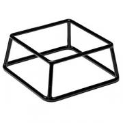 Подставка для фуршетн.блюд, металл, H=8,L=18,B=18см