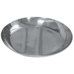 Сковородка порцион.d=16см без ручек нерж.