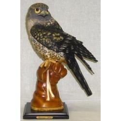 Статуэтка «Охотничий сокол» 36 см