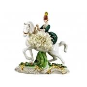 Статуэтка Девушка на коне
