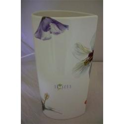 Ваза для цветов 40 см «Гибискус»