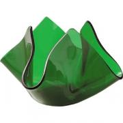 Подсвечник «Флауа» 10*10см т.-зеленый
