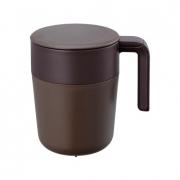 Кружка с прессом Kinto Cafepress  (260мл.) (коричневый)