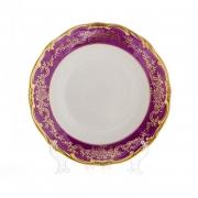 Набор тарелок 24 см. 6 шт. «Ювел Калорс»