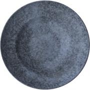 Тарелка для пасты «Органика» D=27см; серый
