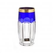 Набор стаканов 300мл.6шт. «Сафари Синие»