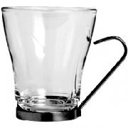 Чашка с метал.подстаканником 235 мл