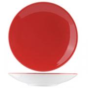 Салатник «Фиренза ред» 20.25см фарфор