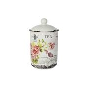 Банка для сыпучих продуктов (чай) Розы