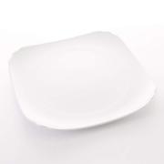 Тарелка квадратная «Рококо Ресторанный» 29 см