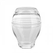 Салатник с кр.для десерта «Лотус Медиум», стекло, 180мл, D=79,H=105мм, прозр.