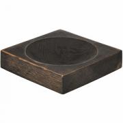 Тарелка квадратная