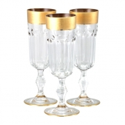 Бокал для шампанского 6 шт Юлий Цезарь