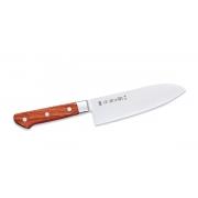 F-510 Поварской нож Сантоку