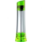 Мельница для соли и перца Casa Bugatti Glamour высота18см (зеленый)
