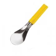 Ложка для мороженого, L=25см, желт.
