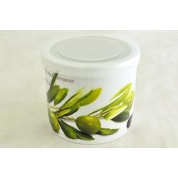 Банкка для сыпучих продуктов «Олива» 8 см