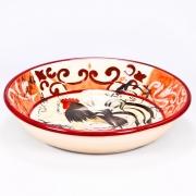 Набор 4 тарелки суповые 23см «Лильский Петух»