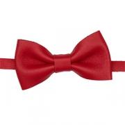 Бабочка для бармена L=12, B=6см; красный