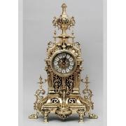 Часы с кубком большой зол 53х30 см.