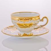 Набор чайный на 6перс.12пред. «Кленовый лист белый»