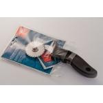 Нож для кондитерских изделий «Падерно» рифлёный.