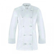 Куртка поварская женская 50разм., хлопок, белый
