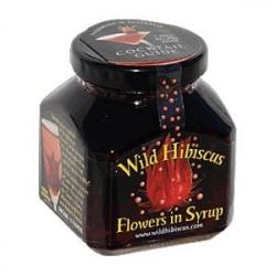 Цветы дикого гибискуса в сахар. сир.250г