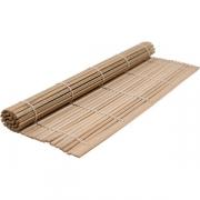 Подкладка настол.26*27см бамбук св. -зел.