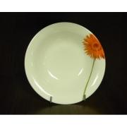 Набор 6 тарелок суповых 19,5см «Гербера»