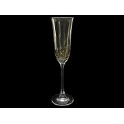 Бокал для шампанского Травка