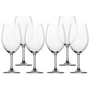 Набор: 6 бокалов для красного вина Classic
