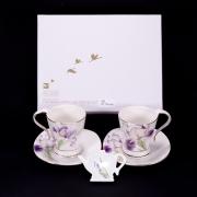 Набор 5 пр чайный на 2 персоны «Ирис»