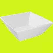Салатник квадр.15*15 см фарфор