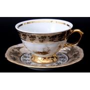 Набор для чая на 6 перс. 12 пред. «Охота медовая»