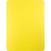 Доска раздел. H=19, L=508, B=381мм; желт.